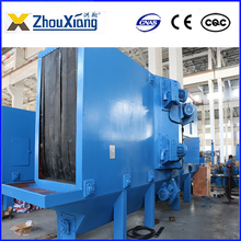 Conveyor Type Steel Structure Shot Blasting Machine
