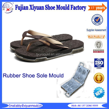 bi-color Rubber shoe sole mould shoe die maker