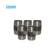 carbon steel hydraulic adapters din standard long nipples from china ansi b 16.11 forged steel fitting
