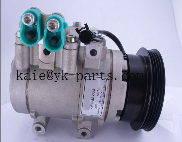 auto /car air ac cconditioner compressor (HCC-HS15) for HYUNDAI ELANTRA