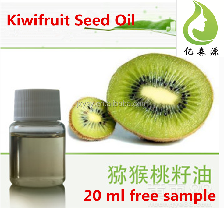 Pharmaceutical Grade Kiwifruit Seed Oil Chinese Gooseberry Essential Oil Kiwi Seed Oil Good For Eye And Heart Health
