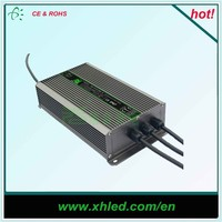 Driver for led with CE ROHS IP67 170V / 250V for sale with rgb led driver , round shape led driver