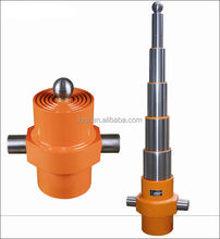 Telescopic Double Acting Hydraulic Cylinder