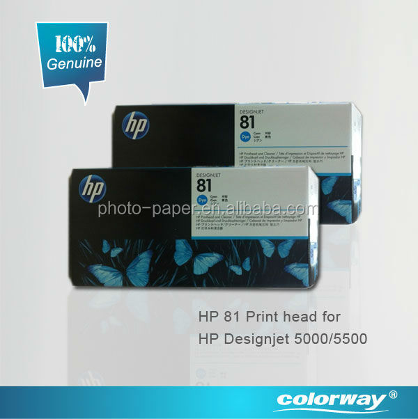 Hot- HP printhead & cleaner hp 5500 print head for HP Designjet 5000/5500 with competitive price