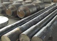 High Quality Alloy Steel Forged Step Shaft