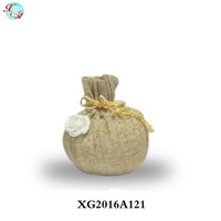 Decorative Scented Potpourri Flower In Beautiful Jute Bag
