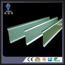new building construction materials of S-shaped ceiling aluminum ceiling