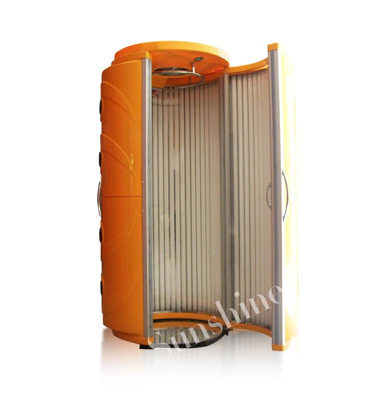 CE approuvé 48 Lampes Solarium Bronzage Machine pour vente