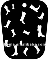 New design clear plastic shoe insert