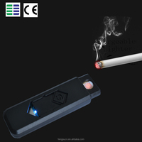 wholesale China lighter cheap price flameless usb lighter