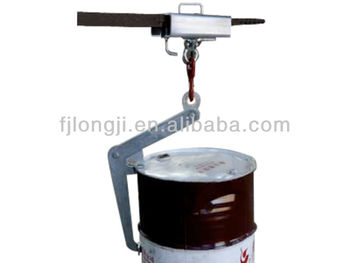 forklift material handling equipment economical drum lifter