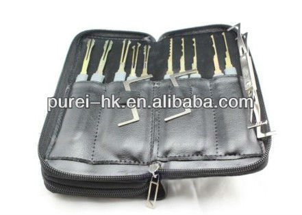 High quality Goso 24pcs lock pick locksmith tools