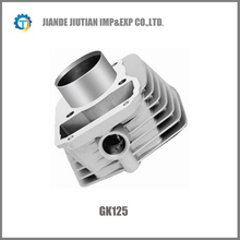GK125 motorcycle engines parts motorcycle cylinder with high quality
