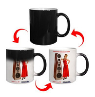 11oz Sublimation Colour Change Mug Heat Sensitive Mugs
