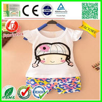 New design Cheap low price children clothes Factory