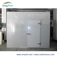 cold room for chicken , meat processing cold room