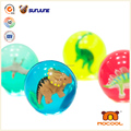 flashing novelties educational bouncing skip ball kids toy