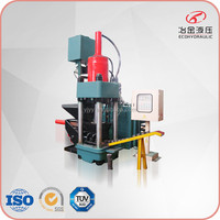 SBJ-315 scrap metal chip briquetting press (25 years factory)