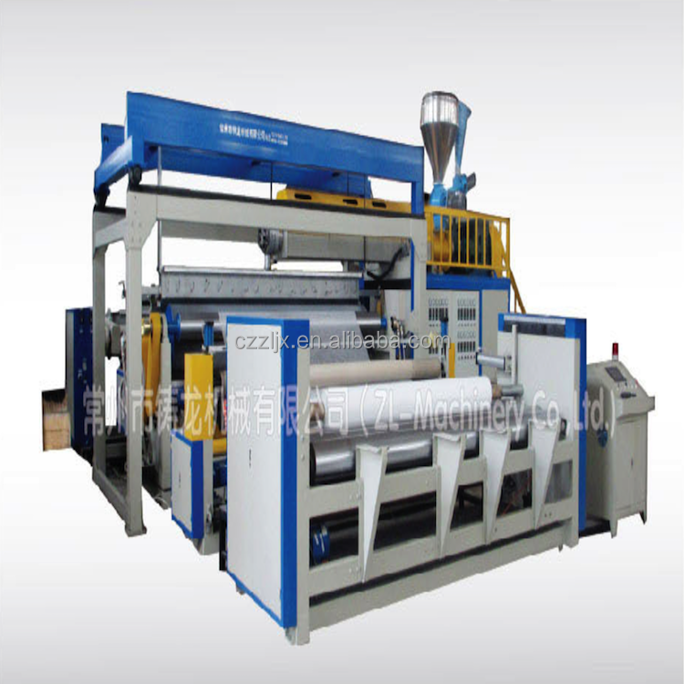 Top quality extrusion coating lamination machine