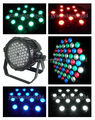 cheap afford equipment dmx 512 CE RoHS stage light led par can