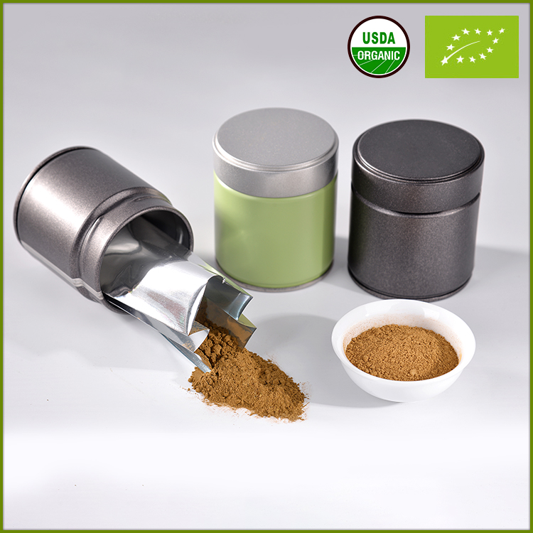 100% Natural Extract Instant Black Tea Powder With Eu Usda Certificate