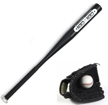 Wholesale 32inch aluminum alloy baseball bat set for adult