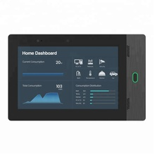 POE Stack Amplifier Ethernet Tablet For Home Automation