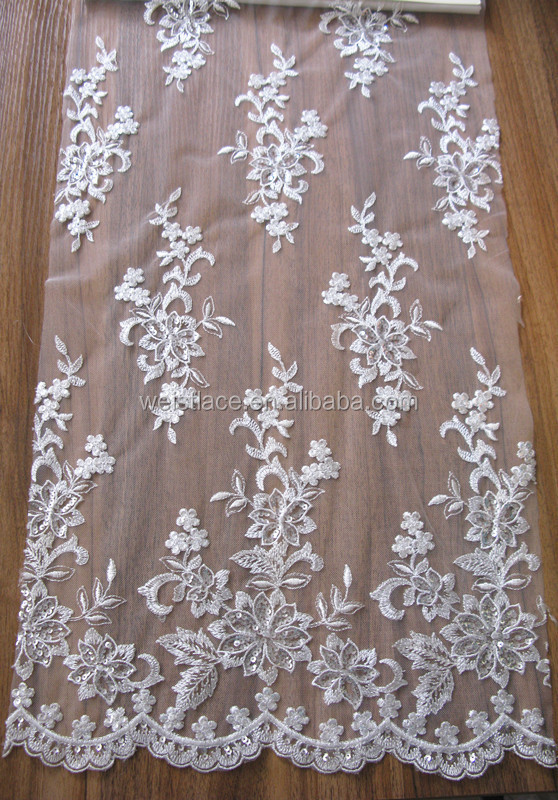 Charming beauty design korean heavy african laces bridal embroidered guipure cuipion lace fabric 2015