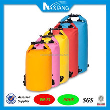 5L to 60L Waterproof Dry Bag for Outdoor Camping Travel Kit