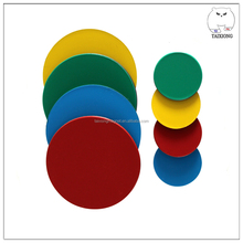 Round Shape Colorful Flexible Rubber Magnet for Sale