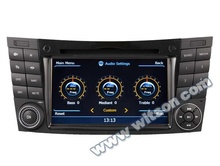 WITSON audio car system for MERCEDES-BENZ E-CLASS W211 2002-2008 WITH A8 CHIPSET 1080P V-20DISC WIFI 3G INTERNET DVR SUPPORT