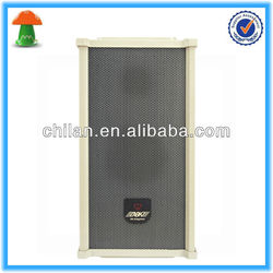 Economy Easy Installation Aluminum Column Speaker Outdoor SystemCS381