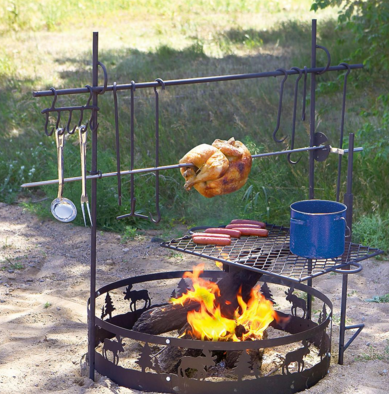 firepit barbecue