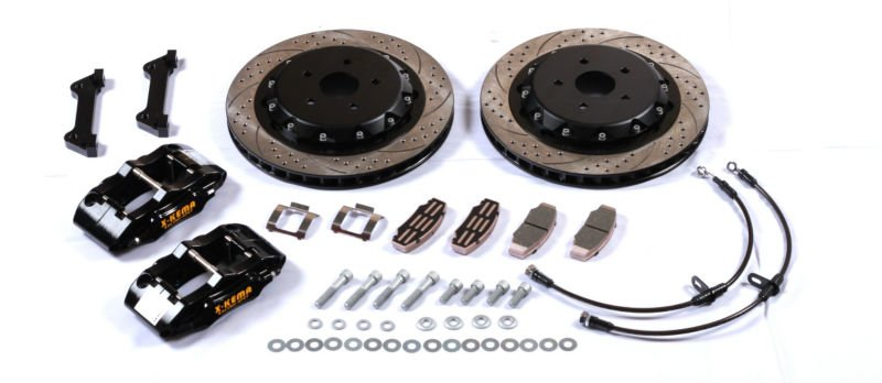 Big Brake Kits - Small 4P356 Rear big brake kits
