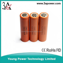 LG 18650 C2 18650 2800mah 3.7v li-ion battery cells power bank battery cells