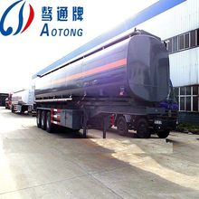 China supplier 2017 tanker trailer including 17.5 semi trailer wheels