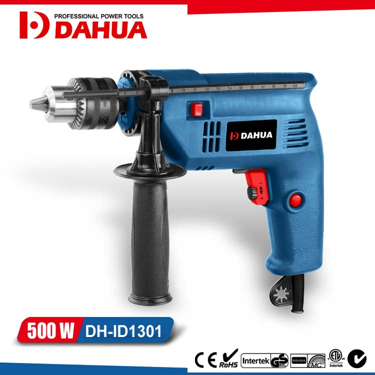 power tool 500w electric impact drill for DIY and HOME use