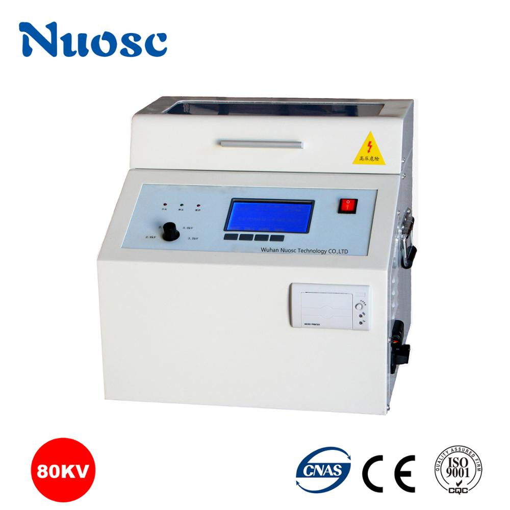 Automatic transformer Oil Dielectric Strength Tester