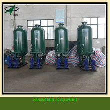 Frequency convertion PLC control degassing water supply equipment