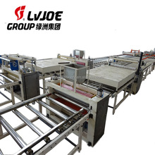 Gypsum board /MDF/PVC panel PUR high gloss laminating machine