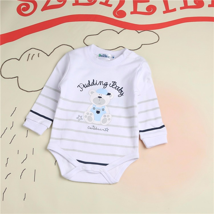 China Baby Clothes Romper / Cotton White Spanish Baby Clothes