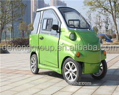 2 seat convinient electromobile scooter electric vehicle electric automobile
