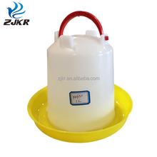 Wholesale high quality plastic easy-clean poultry automatic drinker