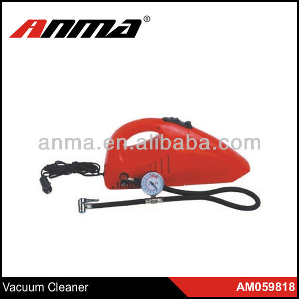 Detachable air hose for compressor and separate 2 in 1 switch for magic vacuum cleaner water filter