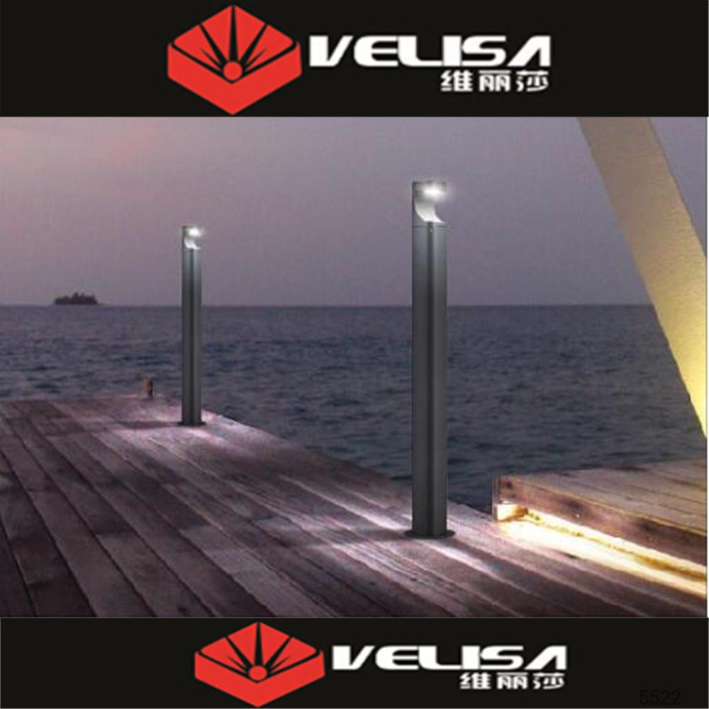 waterproof cast iron lamp posts led garden light manufacturer in china hot sale led garden lights