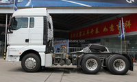 Prime mover sale C7H 480hp 6x4 Sinotruk haulage vehicle/ tractor truck