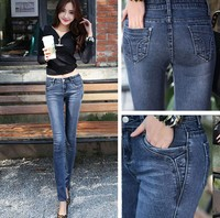 2014 new style fashion women jeans