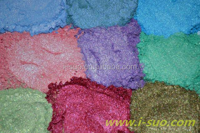 quality first factory supply directly sparkling pigment for coating