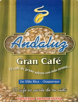 ANDALUZ GREAT COFFEE PERUVIAN