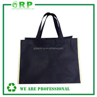 Simple Of Pp Non Woven Shopper Promotional Bag